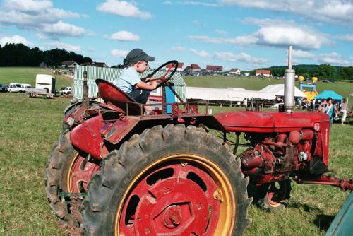 Mini fermier