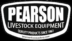 Pearson, matériel de contention bovine